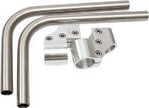 Clip-on handlebar kit Verlicchi America 35 / 185mm