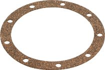 Aircraft fuel cap gasket for aero 400 with 9 holes