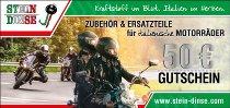 Gift certificate Stein-Dinse 50 Euro
