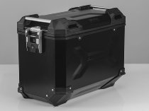 SW Motech TRAX ADV Aluminium side case, left hand, 45 l, black