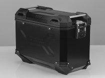 SW Motech TRAX ADV Aluminium side case, right hand, 45 l, black