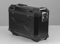 SW Motech TRAX ADV Aluminium side case, right hand, 37 l, black