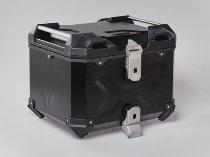 SW Motech TRAX ADV Aluminium topcase, 38 l, black