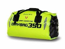SW Motech Drybag 350 Tail bag, neon yellow / black, 35 L