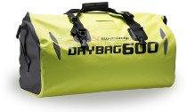 SW Motech Drybag 600 Tail bag, neon yellow / black, 60 L
