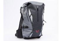 SW Motech Triton Backpack, gray / black, 20 L