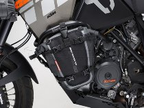 SW Motech Drybag 80 Tail bag, grey / black, 8 L