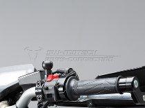 SW Motech 1´ Ball for M10x1.25 mirror thread, for RAM arm, black