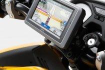 SW Motech GPS holder - BMW R 1200 R, Honda NC 700 / 750 S / X, Suzuki GSF 600 / 650 Bandit / S, ...