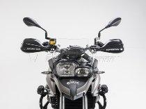 SW Motech BBSTORM hand protector kit, black - BMW F 700 / 800 GS, Yamaha XT 1200 Z Super Tenere