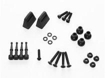 SW Motech Adapter kit for EVO pannier racks, for 2 Givi Trekker cases