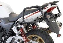 SW Motech EVO Pannier rack, black - Honda CB 1300 / S