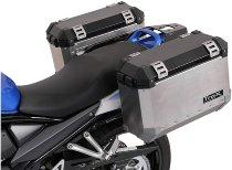 SW Motech EVO Pannier rack, black - GSF 650 / 1200 / 1250 Bandit / S, GSX 650 / 1250 F