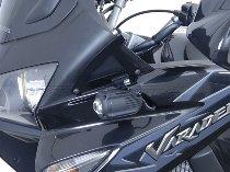 SW HAWK Scheinwerferhalter Schw. Honda XL1000V Varadero (01-11).