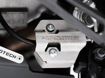 SW Seitenständerschalter-Schutz Silber.