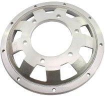 Moto Guzzi Brake disc flange spoke wheel, silver - Le Mans 1-3