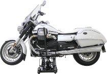 SD-TEC Hydraulik-Heber Diavolo rosso - für Motorräder bis 680 kg