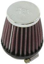 K&N Luftfilter konisch 48mm für Dellorto PHF Vergaser