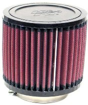 K&N Air filter round 65mm (universal useable)