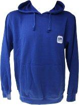 UFI Hoodie, blue - Size XXL