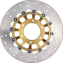 Spiegler Bremsscheibe 300mm T3, California 2, Mille GT,SP, vorn gold VA