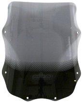 MRA fairing screen, form T, smoky grey - Moto Guzzi Quota 1000/1100 ES