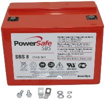Batterie 12V SBS 8 (7,4AH) Hawker