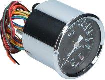 MMB DZM elektr. 80mm 1:1 LED schw/weiß -12.000U/m