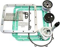 Moto Guzzi Oil filter rebuilding with spacer ring - V7 700, Sport, 850 GT, California...