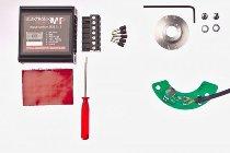 Elektronik Sachse Ignition ZDG 3.12 with tachometer connection - Moto Guzzi 500 Nuovo Falcone