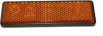 Moto Guzzi Reflector yellow - 350, 750 Nevada, California 1100
