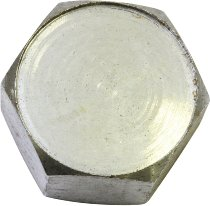 Benelli Steering head nut with signs of wear 25mm - 250 TS
