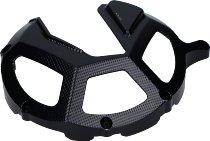 Evotech Clutch cover protection, black - Ducati 1200 / 1260 Multistrada / S / Enduro / Grand Tour