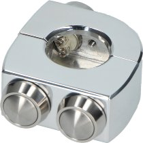 motogadget mo.switch 3 Button, 22mm, polished/polished