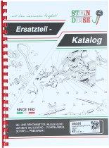 Cagiva Spareparts catalog - 125 Mito EV Racing