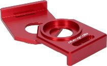 Ducati Chain tensioner plate red - Monster 1000 / S4...