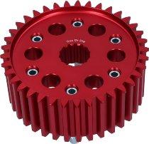 Ducati Clutch Hub red - Monster, SS, 748-999, Hypermotard, 1198...