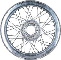 Ducati Speichenrad 3,00x18 Hoch.40Loch vorn