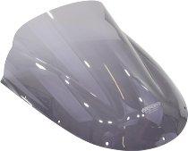 MRA fairing screen, form R, smoky grey, with homologation - Ducati 748,996,998