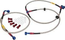 Fren Tubo brake hoses set, type 2 - Aprilia Tuono 1000 R Factory