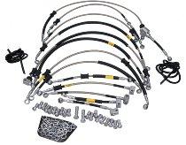 Fren Tubo Bremsleitungsset, Typ 1 - Honda Varadero 1000 ABS, Bj. 07-12