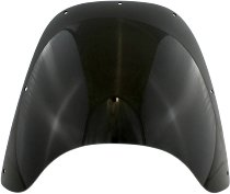 MRA fairing screen, form O, black, with homologation - Ducati 750 Sport 900 SS - 1990