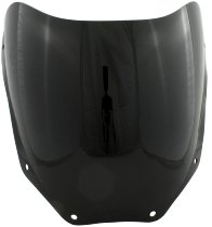 MRA fairing screen, form O, black, with homologation - Ducati 900 SS 1995-1997