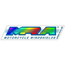 MRA fairing screen, form T, black, with homologation - Ducati 600/750 SS 91-97 900 SS 91-94