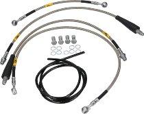 Fren Tubo brake hoses set, type 1 - Ducati 1000 S2