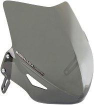 Barracuda Wind screen, black - Ducati Monster 696, 796