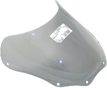 MRA fairing screen, form S, smoky grey, with homologation - Ducati 900 SS 1995-1997