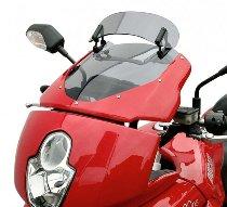 MRA fairing screen, form VT, smoky grey, with homologation - Ducati MULTISTRADA DS 620/800/1000/1100