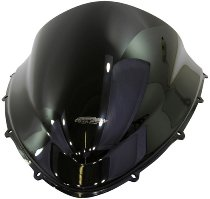 MRA fairing screen, form R, black, with homologation - 848/1098/1198/S