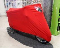 Ducati Motorcycle tarpaulin Ducati Corse, red CAPIT